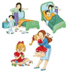 rossella piccini illustrazione illustratrice libro fiabe bambini natalejpg