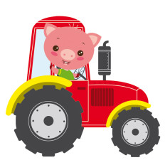 rossella-piccini-illustrazione-infanzia-maialino-trattore